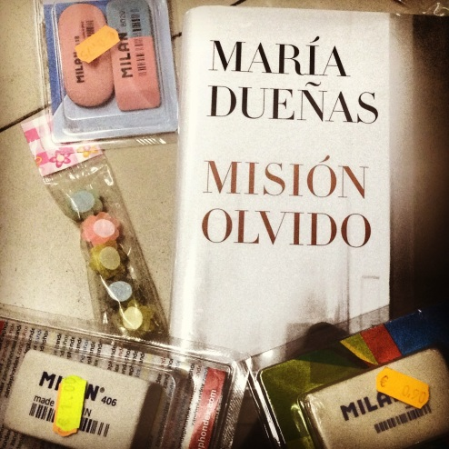 Misión olvido by laKriticona