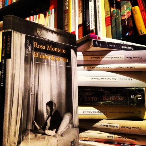 El amor de mi vida de Rosa Montero by laKriticona